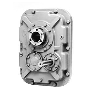 107TR Series Shaft Mount Gear Drive 15:1 Ratio